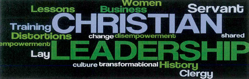 Christian Leadership header